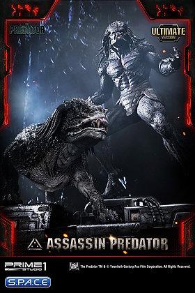 1/4 Scale Assassin Predator & Predator Hound Ultimate Version Premium Masterline