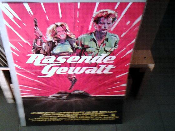 rasende gewalt filmplakat