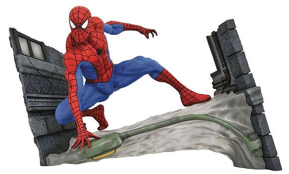Spider-Man Webbing Marvel Gallery PVC Statue (Marvel)