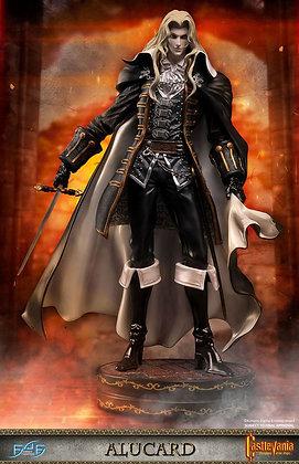 Alucard Statue (Castlevania: Symphony of the Night)