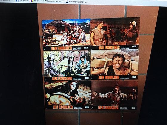 Der Eroberer mit John Wayne