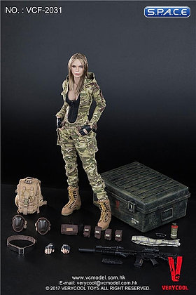 1/6 Scale MC Camouflage