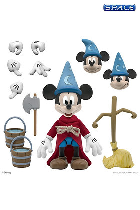 Ultimate Sorcerer's Apprentice Mickey Mouse (Disney Classic Animation)