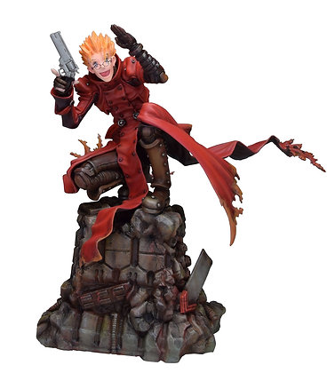1/6 Vash The Stampede Holdup Ver. Statue (Trigun Badlands Rumble