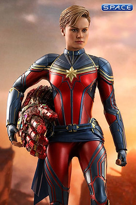 1/6 Scale Captain Marvel Movie Masterpiece MMS575 (Avengers: Endgame)