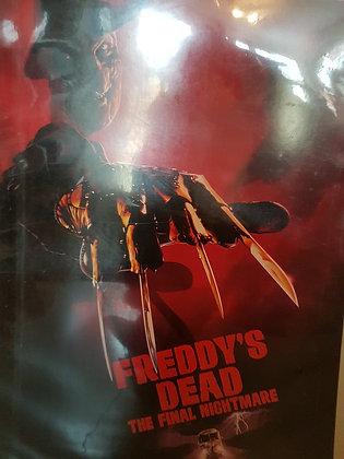 A Nightmare Freddys Dead - Filmplakat