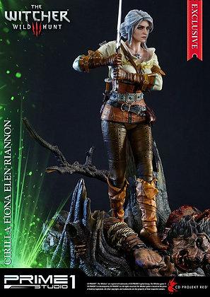 Ciri Statue (The Witcher 3: Wild Hunt)