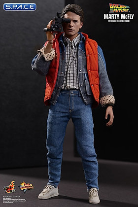 1/6 Scale Marty McFly MMS257