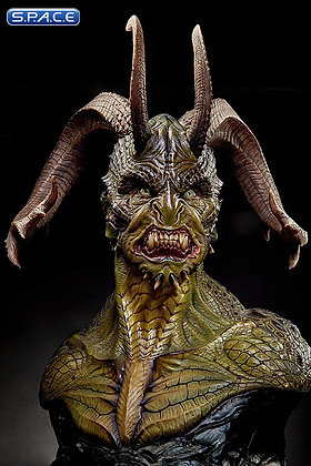 1:1 Scale Draxian Life-Size Bust