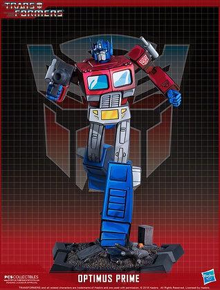 Optimus Prime Classic Scale Statue (Transformers)