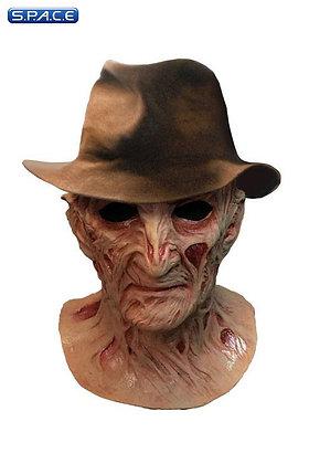 Freddy Krueger Deluxe Latex Mask (A Nightmare on  Elm Street 4: The Dream Master