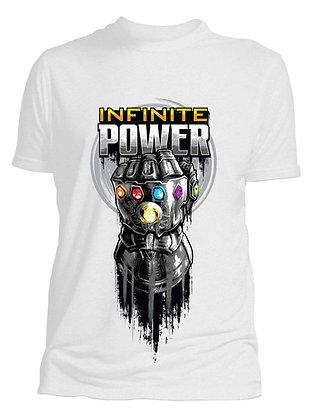 Avengers Infinity War Girlie T-Shirt Glove