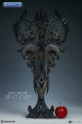 Alien Queen Mythos Legendary Scale Bust (Alien) Sideshow