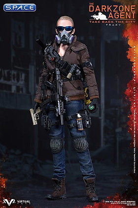 1/6 Scale Tracy (The Darkzone Agent)