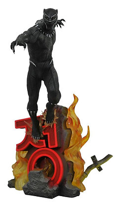 Black Panther Premier Collection Statue (Black Panther)