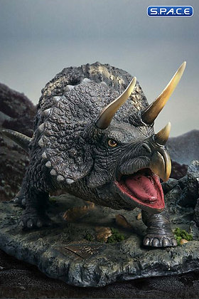 Triceratops Statue (One Million Years B.C.)