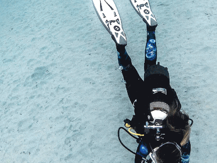 Learn to Scuba Dive - Class starts March 9