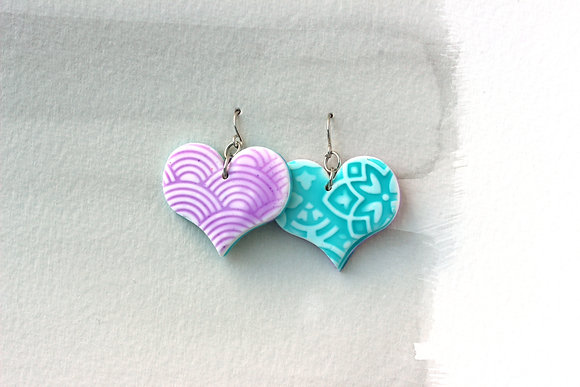 Heart Tiles #3