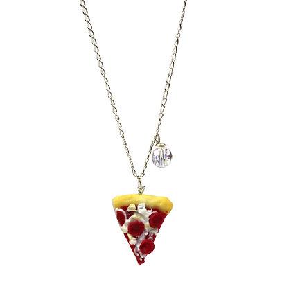 Eat Me Pizza Necklace