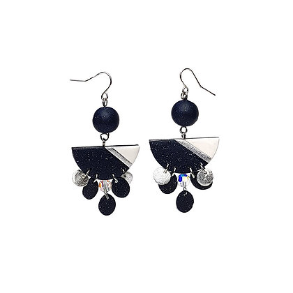 Simply and Chic vol.2 Stardust Statement earrings