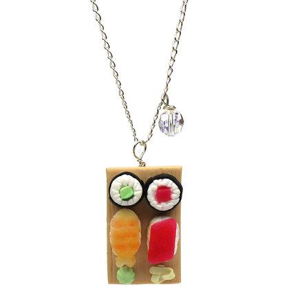 Japan Dreams Sushi Set Necklace