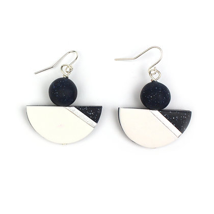 Simply and Chic Stardust Statement earrings