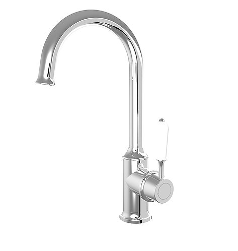 Rubato Sink Mixer Chrome
