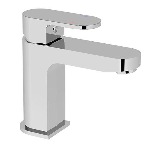 Lento Basin Mixer Chrome