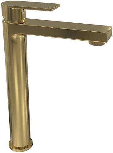 Brunetti Tower Basin Mixer Brass