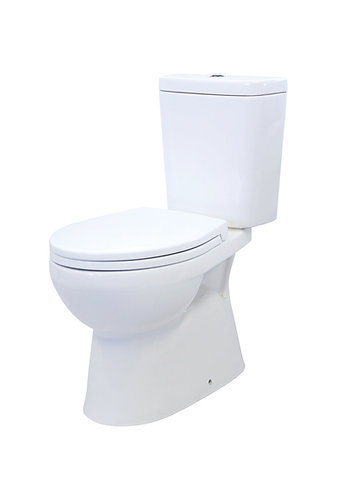 Nardini Close-Coupled Toilet Suite with Soft-Close Seat