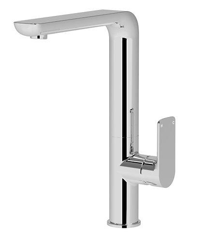 Bassini Sink Mixer Chrome
