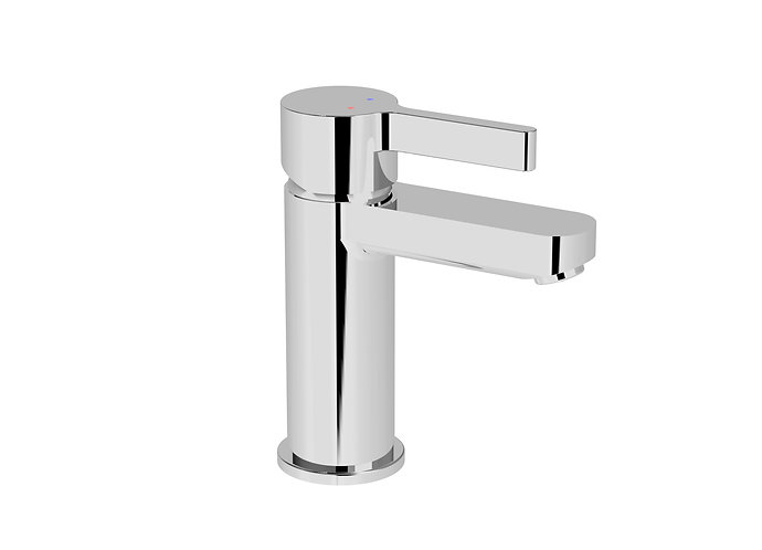 NEWTON BASIN MIXER CHROME