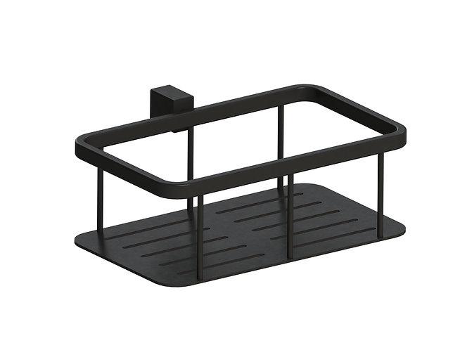 Rondo Shower Basket Black