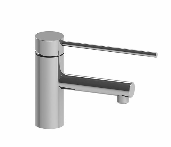 Senza Basin Mixer Lever Option Chrome