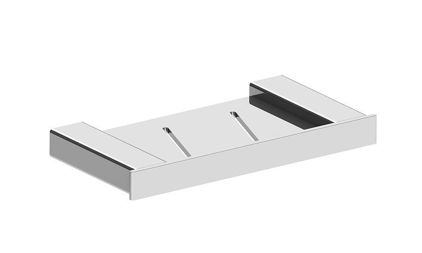 Rondo Soap Shelf Chrome