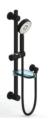 Meno Shower on Rail 5 Function Black