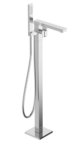 Alto Bath Filler Chrome with Hand shower