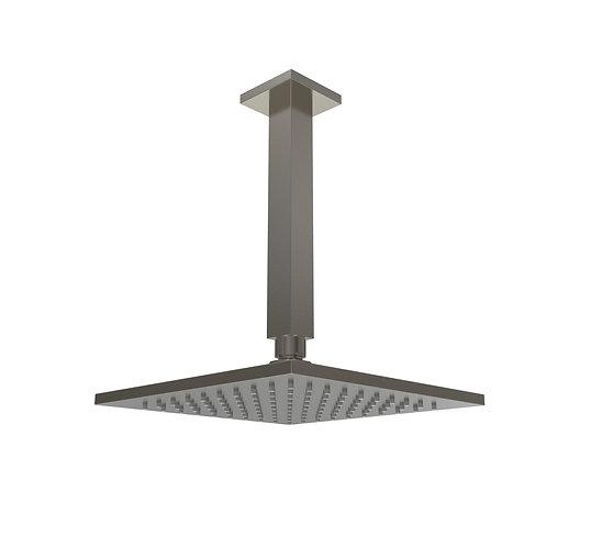 Brunetti Overhead Ceiling Shower Brushed Chrome