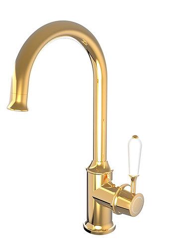 Rubato Sink Mixer Gold