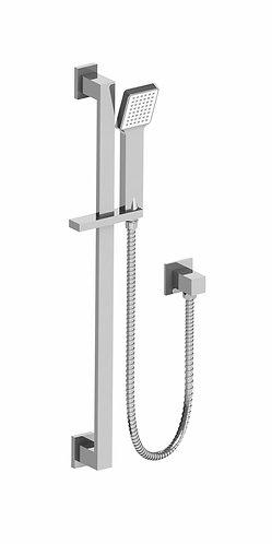 Alto Shower with Rail Chrome