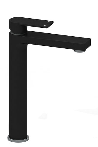 Brunetti Tower Basin Mixer Black