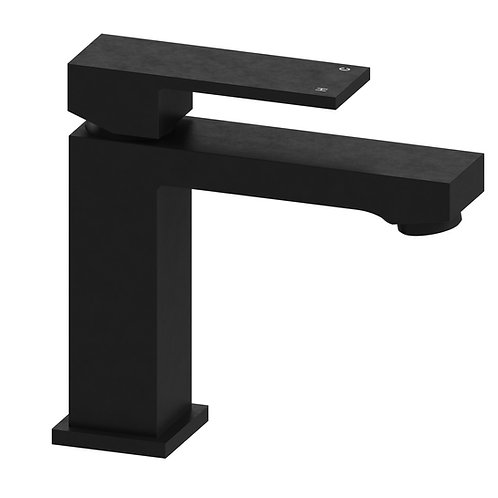 Alto Basin Mixer 25mm Black