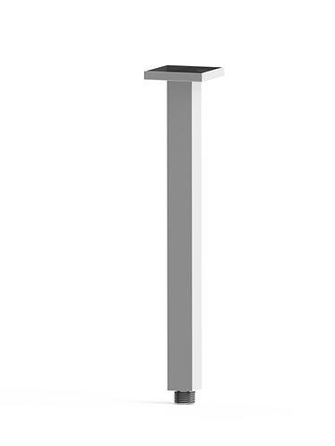 Rondo 400mm Shower Arm Ceiling Chrome