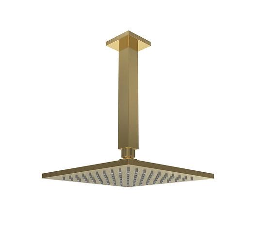 Brunetti Overhead Ceiling Shower Brass