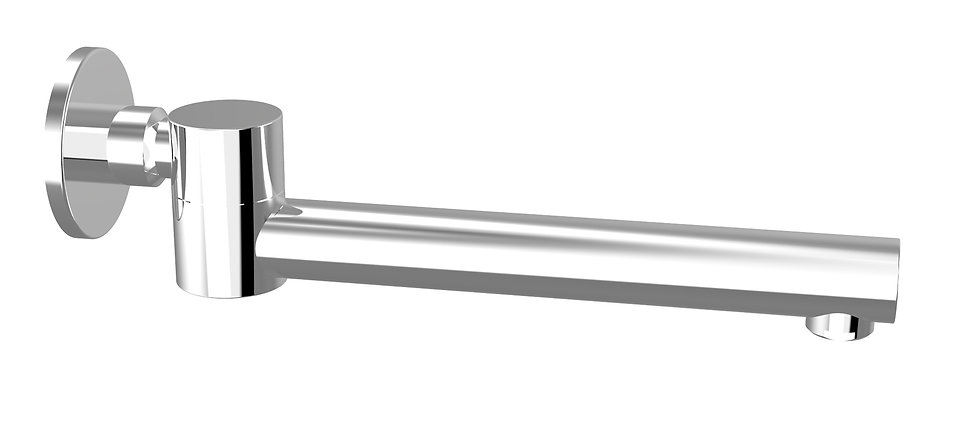 Senza Wall Swivel 250mm Spout