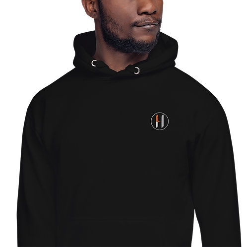 Halo Embroidered Hoodie