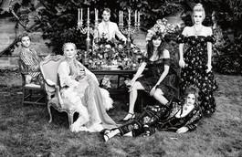 Dolce & Gabbana for Tatler