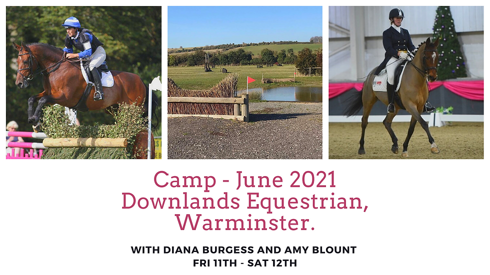Camp Deposit (includes booking fee)