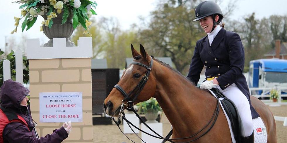 'Warm up' Clinic at Pegasus