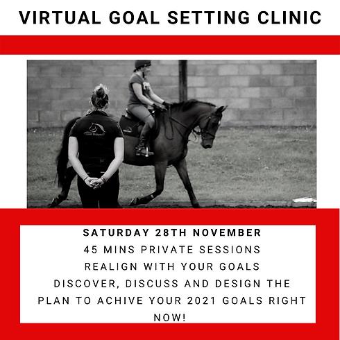 Goal Setting Clinic